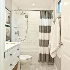 Shower Curtain For Small Bathroom Small Bathroom Curtain Ideas Small Bathroom Shower With