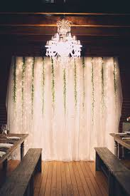 tulle backdrop wedding backdrop ideas bisou weddings and events