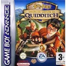 harry potter et la chambre des secrets gba harry potter coupe du monde de quidditch achat vente jeu