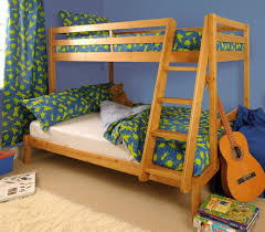 Wooden Bunk Beds With Mattresses Wooden Bunk Bed With Mattress Included Umpquavalleyquilters