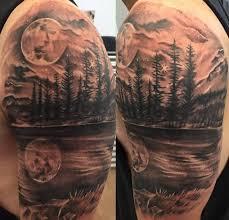 23 best nature black tattoos images on black tattoos