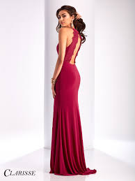 fitted dresses clarisse prom dress 3048 promgirl net