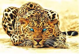 painting for home decoration leopard animals pictures painting by numbers diy canvas oil painting