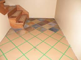 How To Paint Bathroom Fixtures by Home Design Painted Basement Floor Ideas Bath Fixtures Cabinets