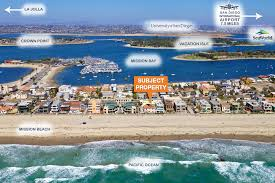 San Diego Airport Map 3414 Mission Blvd San Diego Ca 92109 1 Bedroom Apartment For