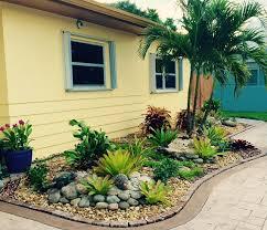 Tropical Rock Garden Miami Rock Garden Tropical Other By Newcomb