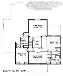 dimensioned floor plan camden plan 4239 edg plan collection