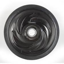 kimpex black idler wheel w bearing 04 0634 20 snowmobile