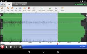 audacity apk wavepad audio editor free for android free and software