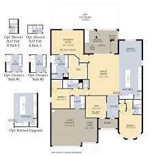 Pulte Homes Floor Plans by Dunwoody Trail New Home Plan Ave Maria Fl Pulte Homes New