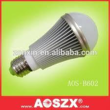 110 volt led lights shenzhen aoszx led lighting high bright 600lm b22 e27 110 volt led
