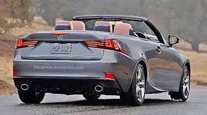 lexus is350 convertible 2014 lexus is convertible youtube