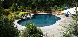 Pool Landscape Pictures by Custom Pool Builder In Cincinnati Oh Westside Pools