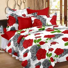 Bombay Dyeing Single Bed Sheets Online India Ahmedabad Cotton Cotton Floral Double Bedsheet Buy Ahmedabad
