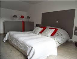 chambre de notaires deco chambre a coucher blanche avec peinture grise pour chambre des