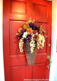 fall wreaths for sale fall door wreaths autumn basket for the front