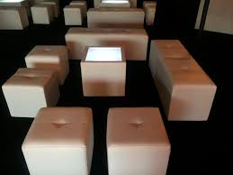 led lighted square table led coffee table u2013 lounge party rentals
