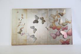 butterfly garden metal wall art decor sculpture wallartideas info