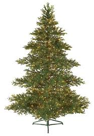 6 5 pre lit middleton layered artificial tree
