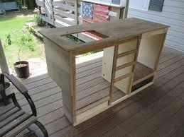 Rebuilding Kitchen Cabinets by 1956 Shasta This Cer