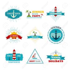 vintage emblemas etiquetas fitas logo templates e emblemas n