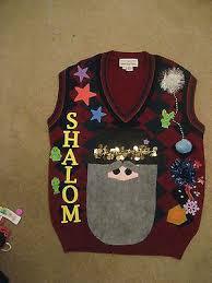 hanukkah vest 9 best hanukkah sweaters images on hanukkah
