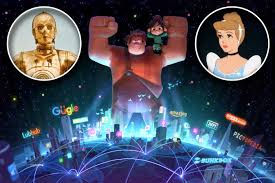 wreck ralph sequel unite disney princesses star