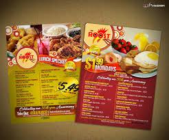 40 restaurant menu designs for inspiration restaurant menu design