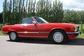 mercedes sl280 mercedes r107 sl280 1985 sold 1986 on car and uk