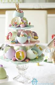 Easter Decorations For Tree by Easter Egg Trees Centerpiece U2013 Happy Easter 2017