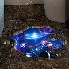 3d flooring zty66 3d floor wall sticker removable mural decals