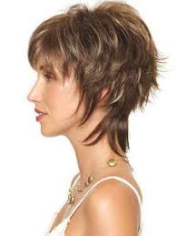 hairstyles for fat women over 50 short shag haircuts google search http niffler elm com
