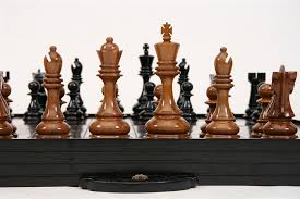 beautiful chess sets teak chess set with an 8 king