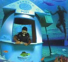 bureau de poste pr騅ost un bureau de poste en activité au vanuatu post office
