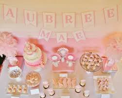 little big company the blog ballerina baby shower dessert table