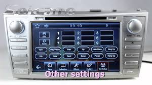 gps toyota camry 2008 2011 toyota camry original radio upgrade to aftermarket gps