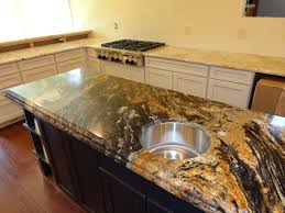 gold doubled up for a kitchen island the island was custom magma gold doubled up for a kitchen island the island was custom designed and built by hag