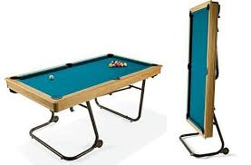 Convertible Pool Table by Space Saving Furniture Design Ideas For Small Rooms Billiard