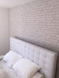 Off White Walls by Peel And Stick 3d Wall Panel For Interior Wall Decor White Brick