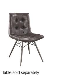 Dining Chair Outlet Brown Metal Dining Chair Steal A Sofa Furniture Outlet Los