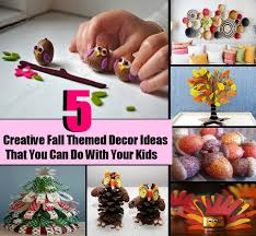 5 innovative and creative fall themed decor ideas that you can do