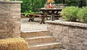 various wall stones haluchs landscaping products