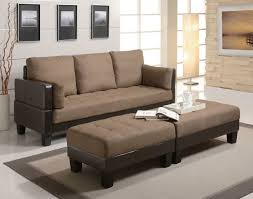 lauren 3 piece sofa bed set in brown by coaster