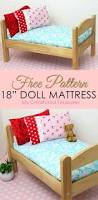 How To Make Homemade Dollhouse Furniture Best 10 Doll Beds Ideas On Pinterest American Beds