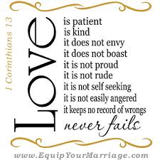 wedding quotes is patient unconditional is the most powerful in the world
