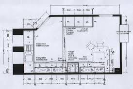 Restaurant Kitchen Floor Plans Kitchen Floor Plan Layouts Interior Design Ideas