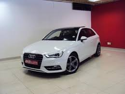 audi a3 s tronic for sale 2013 white audi a3 sportback 1 8tfsi se r 269 900 for sale in benoni