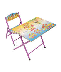 study table chair online happy kids foldable study table and chair fruits buy happy kids