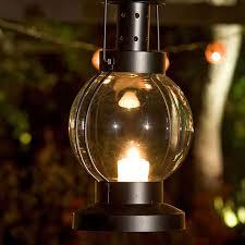 outdoor lighting for summer