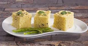 calories in your favourite dhokla thepla handvo and other